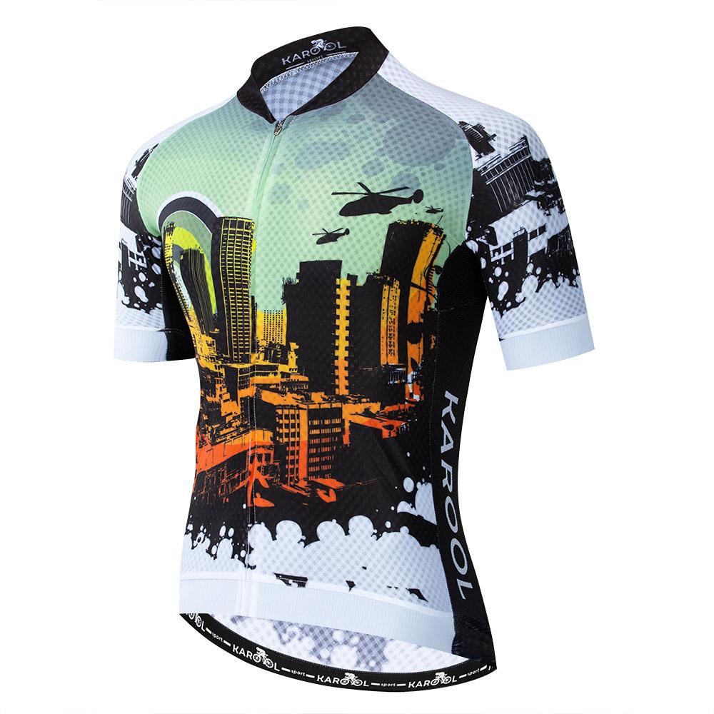 Professional Cycling Jersey Custom Bike Jerseys Supplier